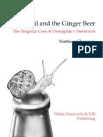 Snail Ginger Beer 2