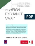 PDS - FX Swap