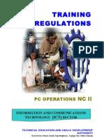 TR - PC Operations NC II