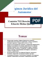 Regimen jurídico automotor(2009)