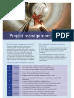 maturitatea in managementul de proiect