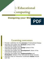 ADDIE Module of Design