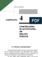 Comunicarea in Relatiile Publice