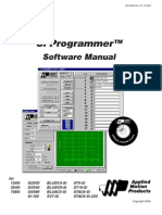 Si Programmer Software Manual