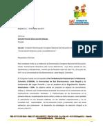 Invitaciones Al Congreso de Ed. Inicial Bogot