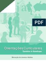 51714175 Orientacoes Curriculares Expectativas de Aprendizagem Para Educacao de Jovens e Adultos