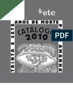 Catálogo &etc 2010