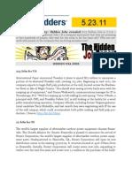 The Hidden Job Report for 5.23.11
