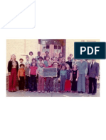 MY 1975-76 ELEMENTARY CLASS AT ALGER SCHOOL, GRAND RAPIDS, MI, with MISS BACON (outdoor pic)