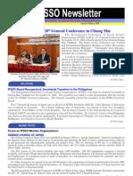 IFSSO Newsletter Jan-Mar 2010