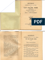 Máximas de San Felipe