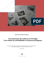 Moviimentos de Mulheres Em Portugal