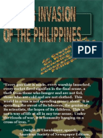 Japan's Invasion Of The Philippines