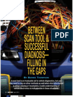 Between Scan Tool and Succesful Diagnosis