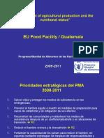 UN Food Program Guatemala