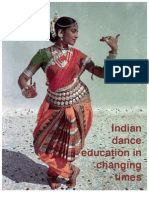 Indian Dance Education in changing times