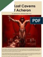 Hs4 the Lost Caverns of Acheron