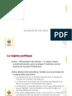Programme du PDP