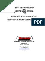 Manual 800-2L-1P7-1P5