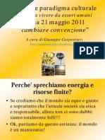 Roma21maggio2011 convenzione
