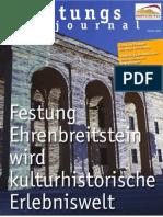 Festungsjournal 2011