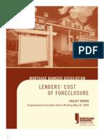 Foreclosure Mortgage