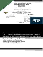 Presentación de normas - Isaca dominicana