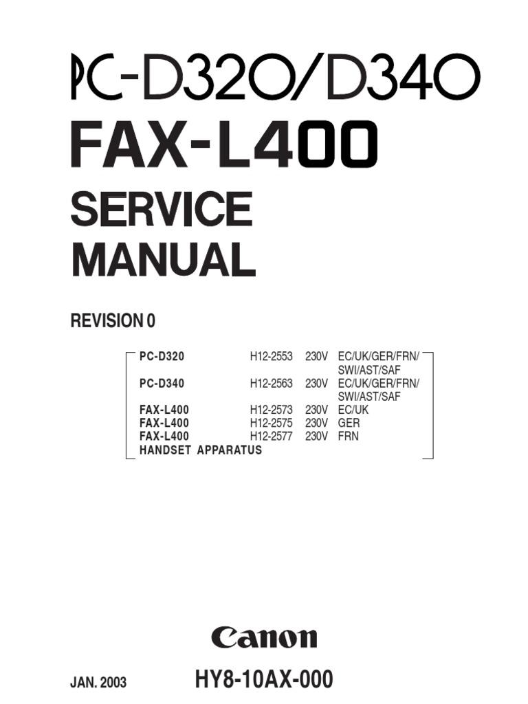 Скачать драйвера на принтер canon pc d320