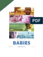 Guiao de Trabalho Do Filme Babies