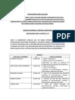 GRUPOS DE TRABAJO Y TOPICOS A INVESTIGAR INSTRUMENTACIÓN Y CONTROL S-53