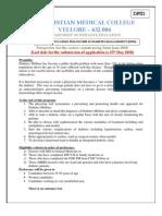 Prospectus DFID