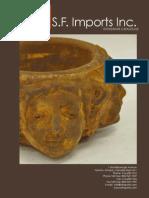 .Our Stoneware Cataloge