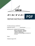 ASTIR CS Repair Instruction