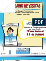 Elecciones 2011 Guatemala TSE Ubicaciones Empadronamiento