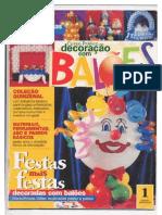 Curso Prático De Decoração Com Balões-01