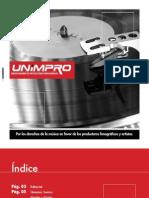 Brochure Unimpro