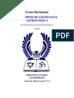 23316027 Principios de Geomancia Astrologica Franz Hartmann