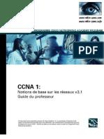 Cisco CCNA 1 v3.1