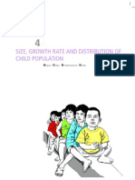 Census-Report Size Growth Rate and Distribution of Child Population