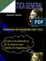Lingüística General de Saussure