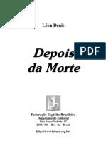 Espiritismo Leon Denis - Depois Da Morte