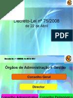 DECRETO LEI 75-2008 em POWER POINT (3)