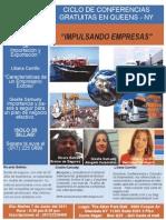 Ciclo de conferencias gratuitas sobre Importacion y Exportacion en Queens New York