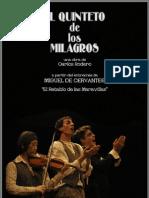 El Quinteto de Los Milagros (Carlos Rodero)