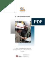 1.5GUIA Procedimientos Investigacion Accidentes de Trabajo