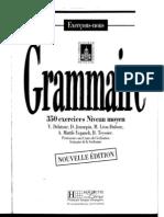 21265842 Exercons Nous 350 Exercices de Grammaire Niveau Moyen