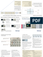Pocket Guide to Oscilloscopes