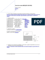 Apostila Instrumentacao de Sistemas Revisao_2 Jan_2008 Gabarito Exercicios Nivel