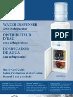 PWD335W-1 Water Dispenser
