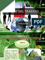 Evolucion Del Estudio Del Trabajo II